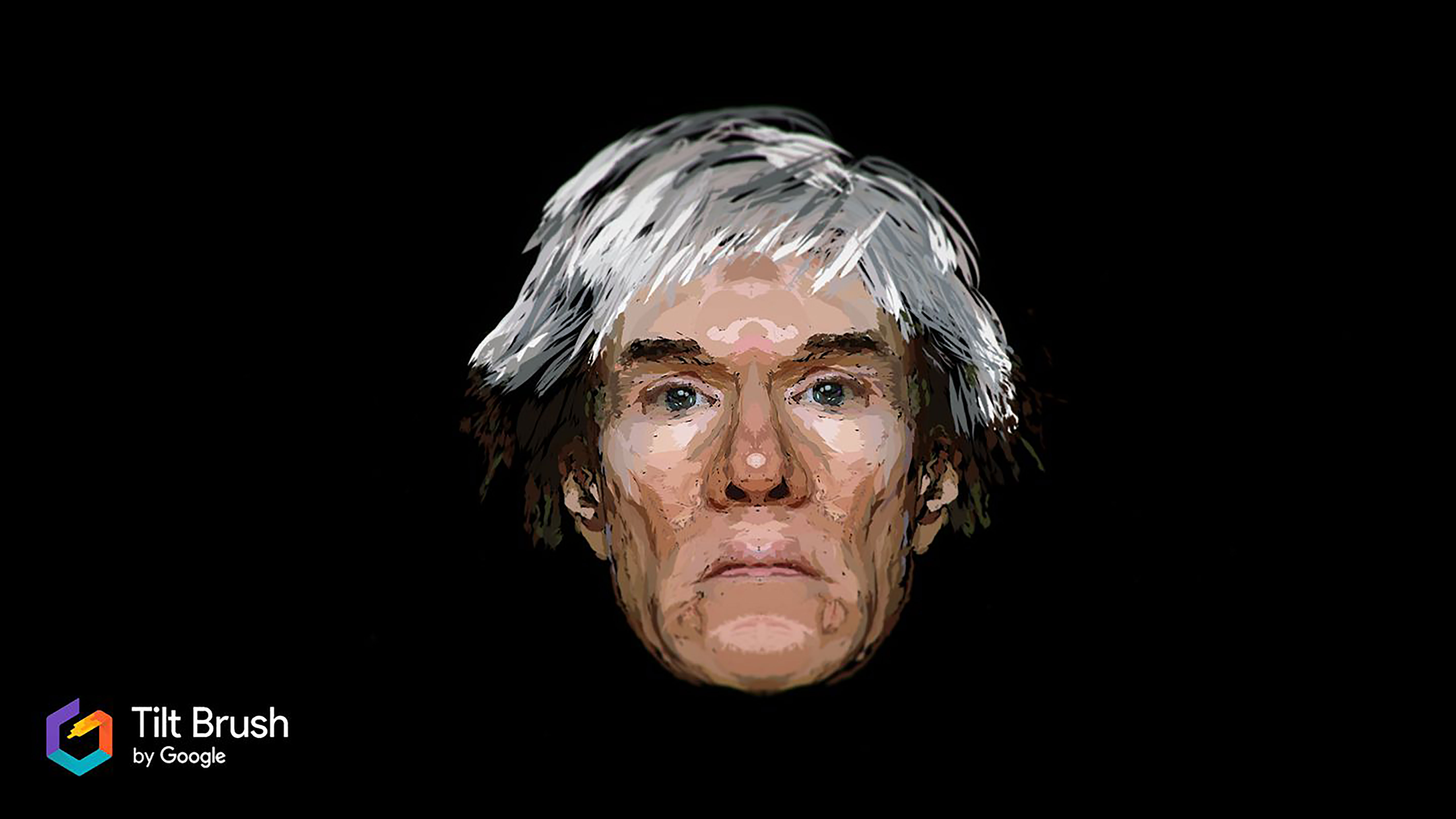 Andy Warhol 3D virtual reality